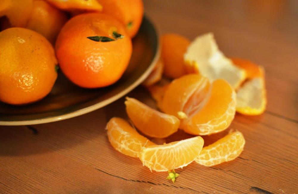 Mogen honden mandarijnen?